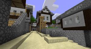 Minecraft - Village 2 by TheNose90