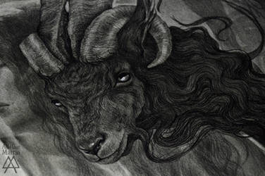I Slept with the Devil by Adeline-Martin