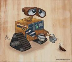 WALL-E by StudioBueno