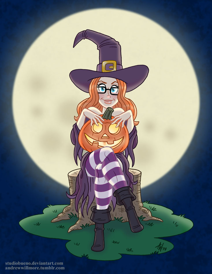 Halloween Jenn by StudioBueno
