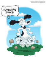 Suppertime Dance! by StudioBueno