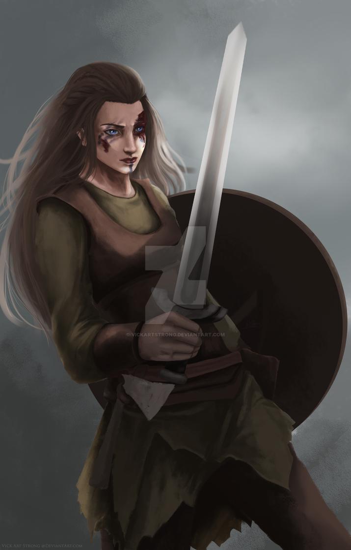 Viking by VickArtStrong