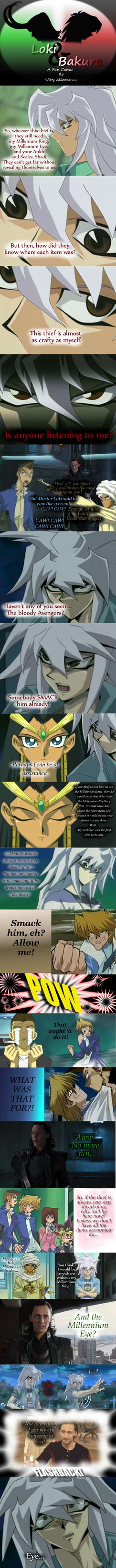 Loki and Bakura XXV - The Eye by Witty-Allowishus