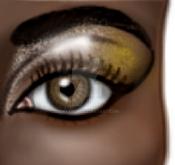 Eye Study by OnyxPen