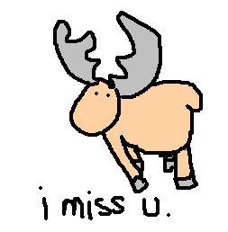I MISS YOU by Lewkskywalkerr