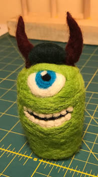 Monster 01 - front