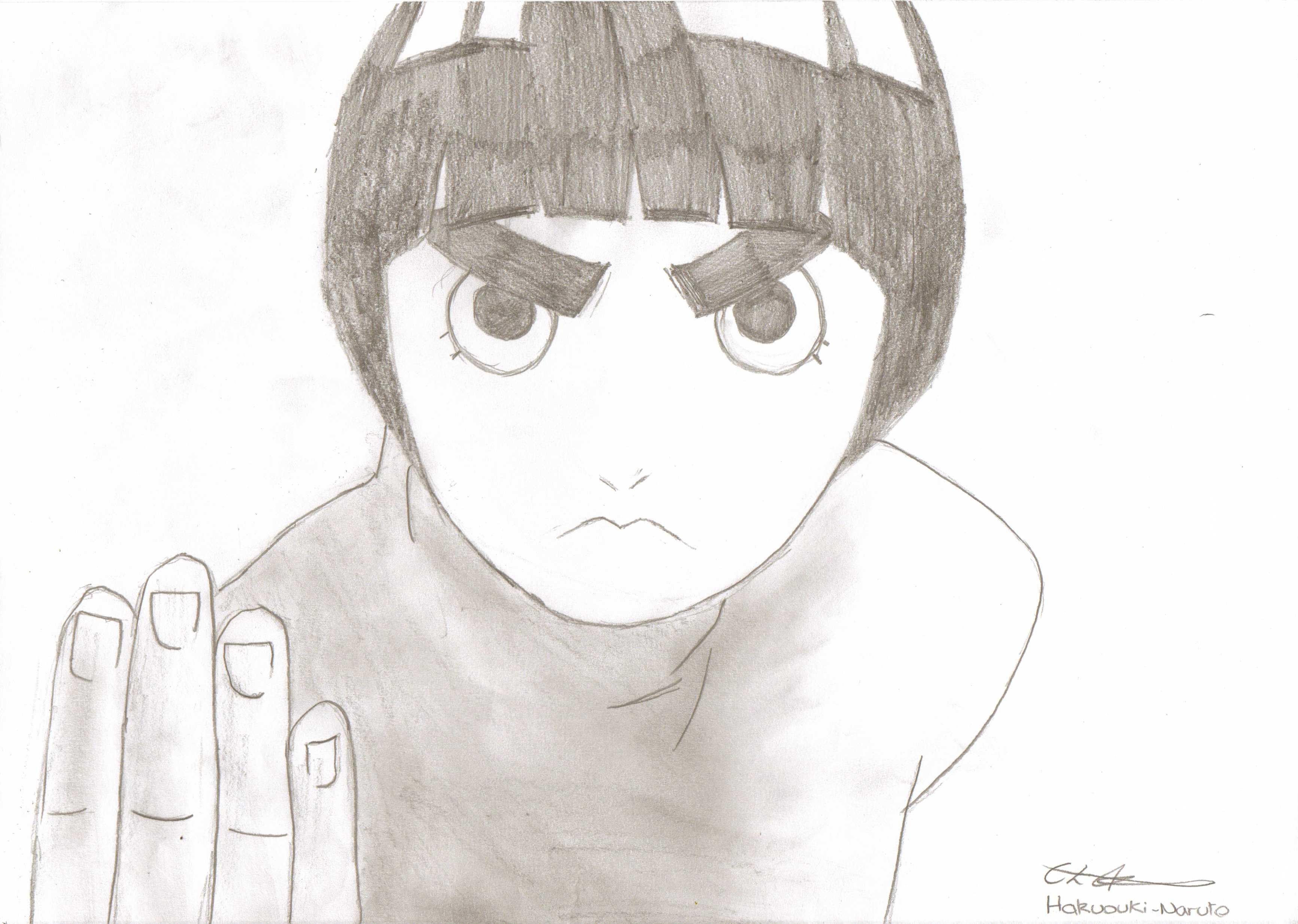 Rock Lee!! by Hakuouki-Naruto on DeviantArt