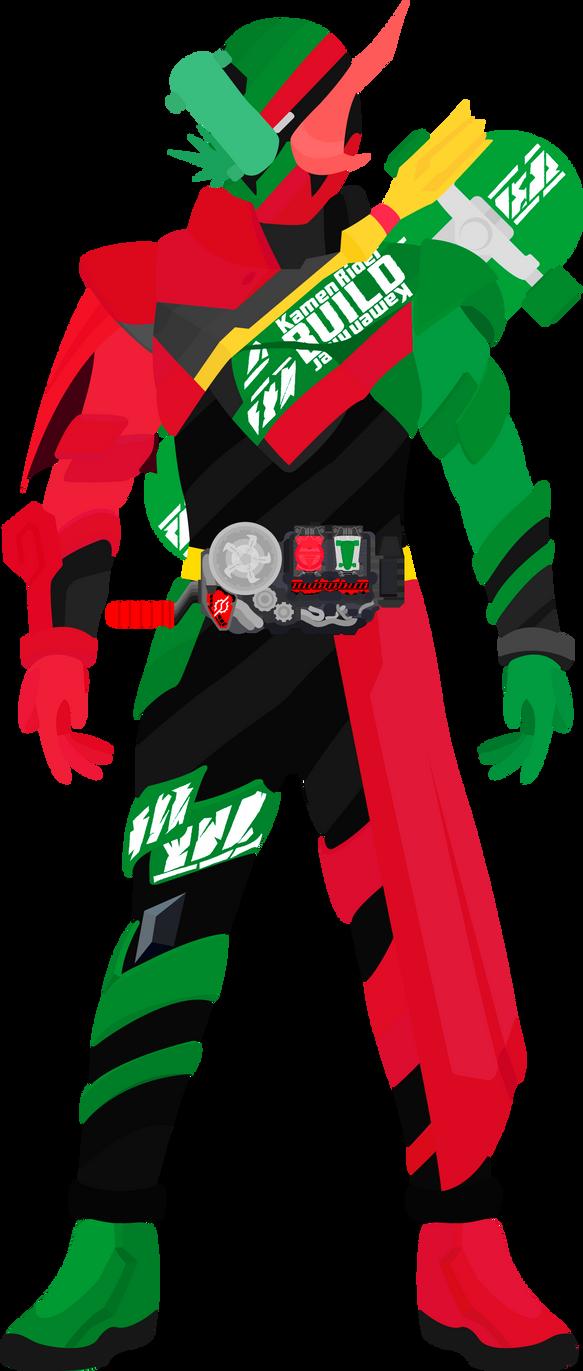 Kamen Rider Build Magicianskate By Tajadorcombo On Deviantart