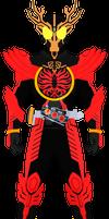 Kamen Rider OOO ShiJaDor