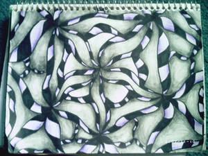 Abstract Drawing.