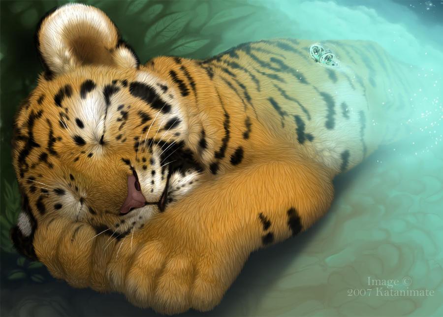 Sweet Dreams by katanimate
