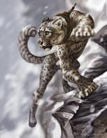 Mountain Hunter by katanimate