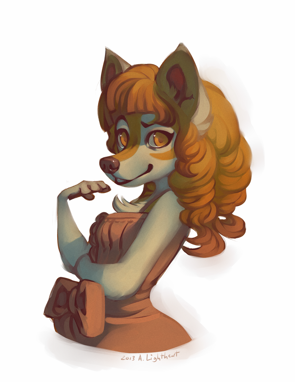Mimi -doodle- by katanimate