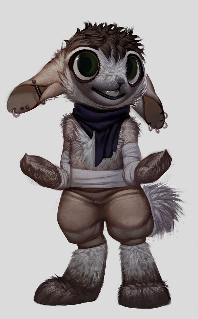 bunny boy by katanimate