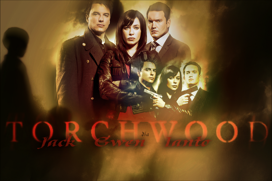 Torchwood by dia-m