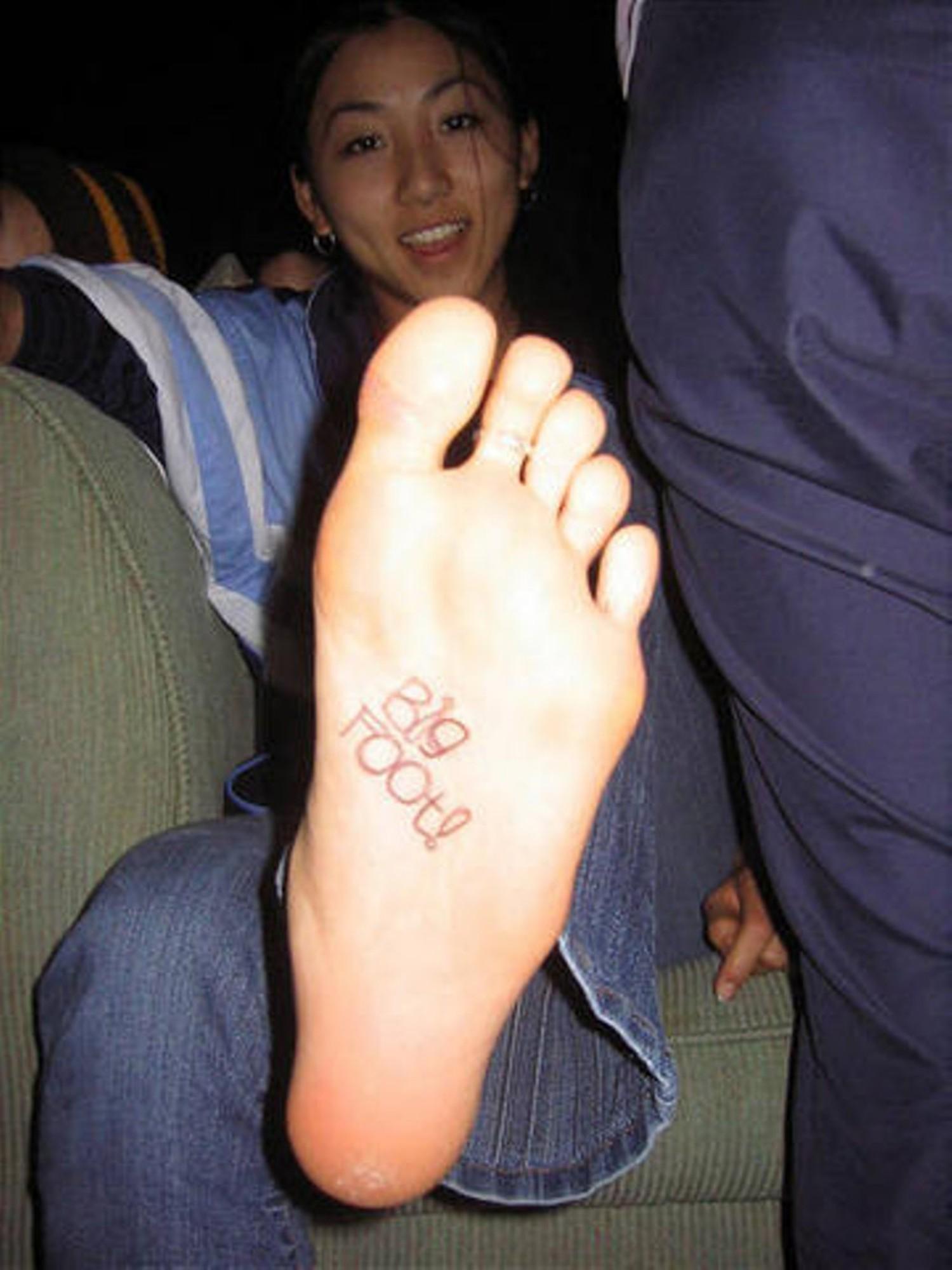 Asia Feet 118