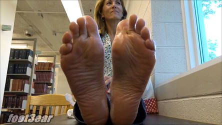 Mature Soles at Library by Darthbane2007