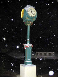 Clock stock 1