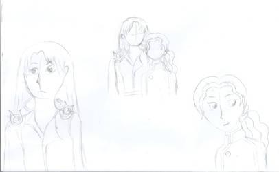 Kunzite and Zoisite by CrazyAngel37