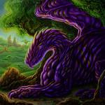 Scaled Forest Dweller_Socratys