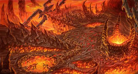 Diablo Arreat Crater_Concept