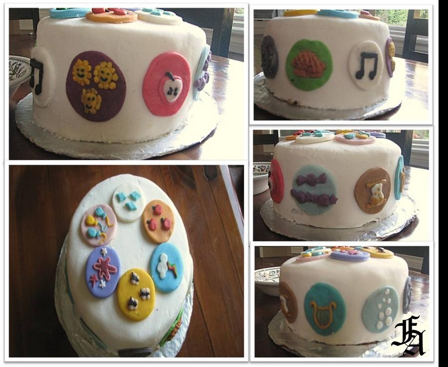 Cake Decorating is Magic! by fangirlasylum