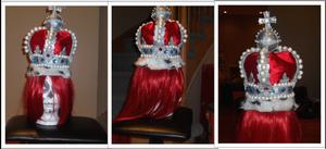 Esther Blanchett Queen of Albion Crown