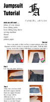 Vault/Jumpsuit Tutorial (pattern included)