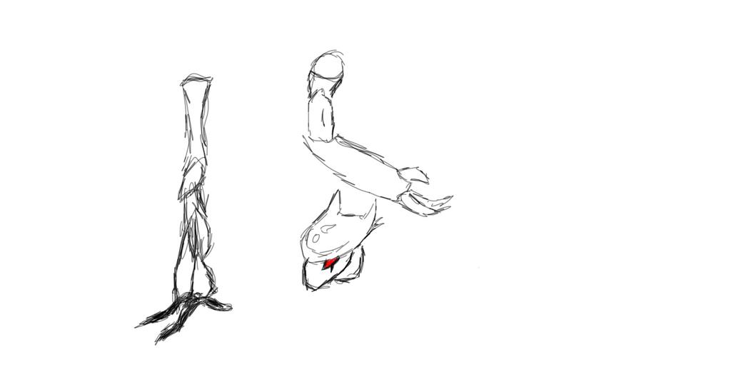 Random Zan doodles. by feathseb000