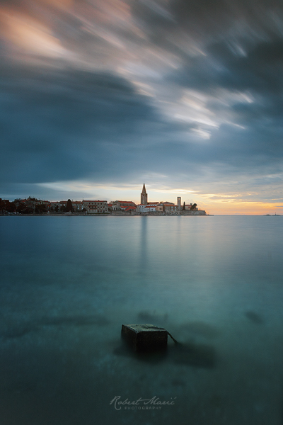 Porec Dressed in Blue by r-maric