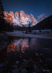 Magic of Dolomites II