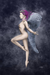 Freed Angel by Borgmeyer