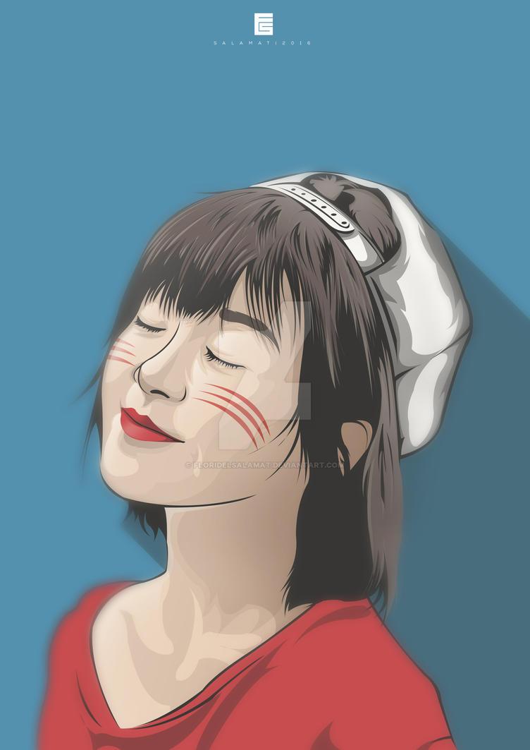 Ordinary Girl IV by floridelsalamat