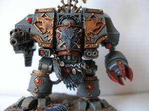 space wolves dreadnought