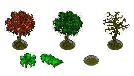 Trees Trees Trees by monkeynohito