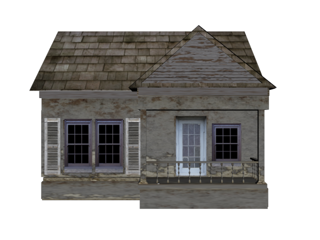 Old House By 32cherry On Deviantart