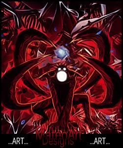 Naruto kyubi avatar by mateoart on deviantart - Naruto renard ...