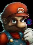 Render Hero Super Mario Bros