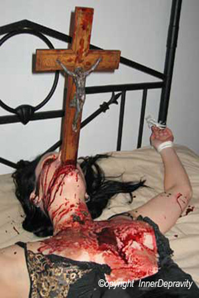 Exorcist by InnerDepravity