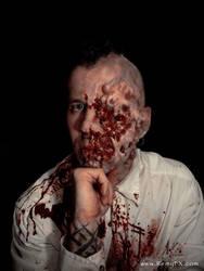 Zombie00 by InnerDepravity