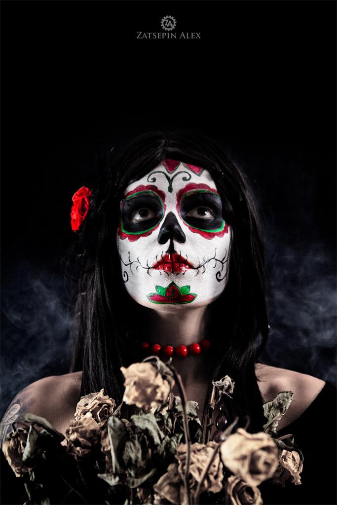 Sugar Skull1 by Elisanth