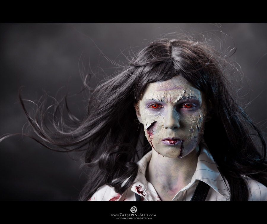 Zombie by Elisanth
