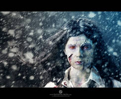 Snow Zombie by Elisanth