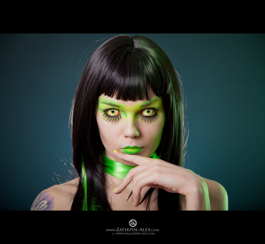Green by Elisanth