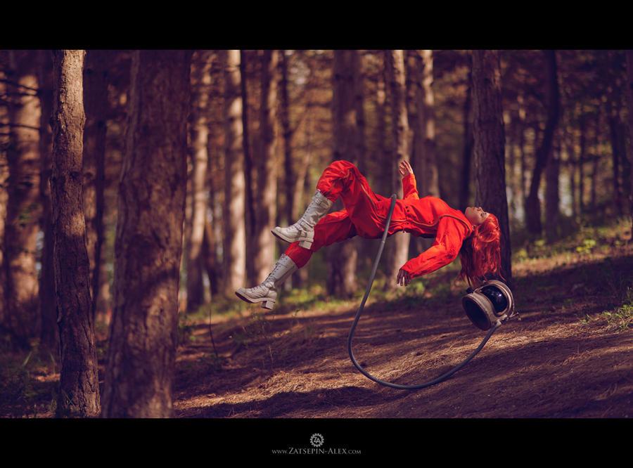 Traveler by Elisanth