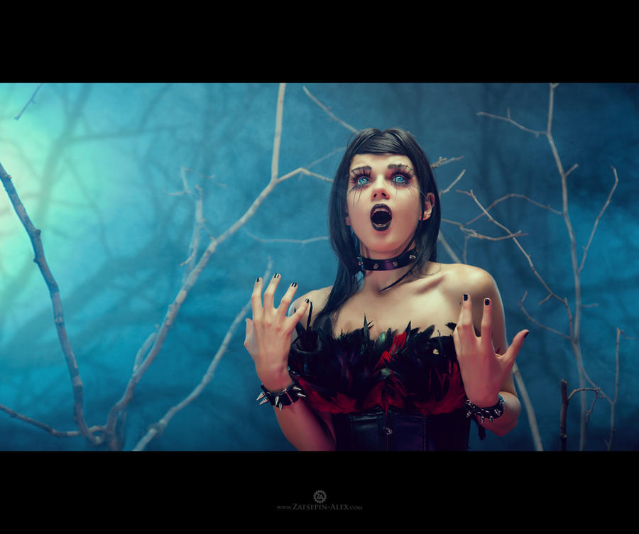 Blind Mag's song by Elisanth