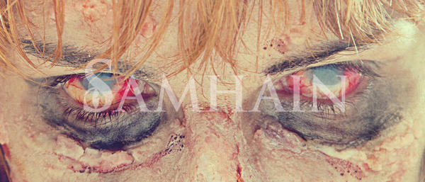 Zombie eyes by Elisanth