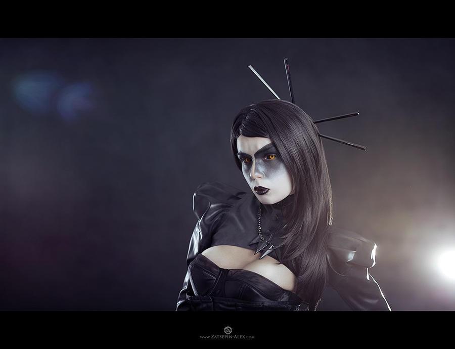 Black Magic3 by Elisanth