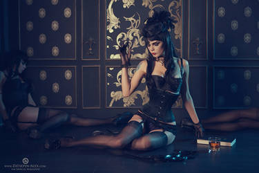 Black Widows by Elisanth