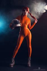 Orange by Elisanth
